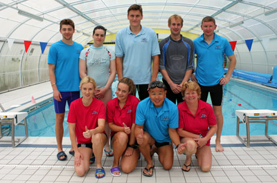 Swimming lessons in West Sussex with one-to-one tuition from our team of instructors